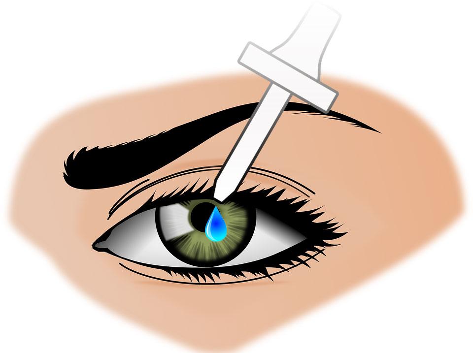 Правильний догляд за очима у лежачих хворих